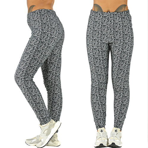 damen thermo leggings winterleggins hose mit fleece warm gr s m l xl art 30 ebay. Black Bedroom Furniture Sets. Home Design Ideas