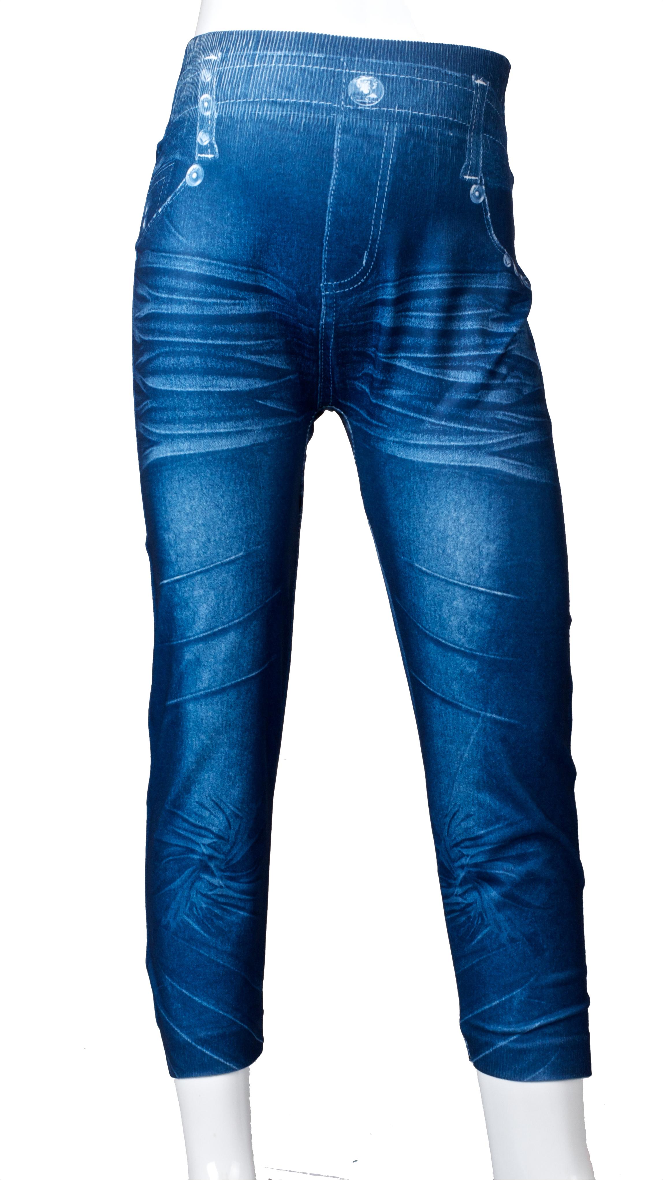 leggings jeans optik kinder m dchen hose jeggings treggings leggins modell 1 4 ebay. Black Bedroom Furniture Sets. Home Design Ideas