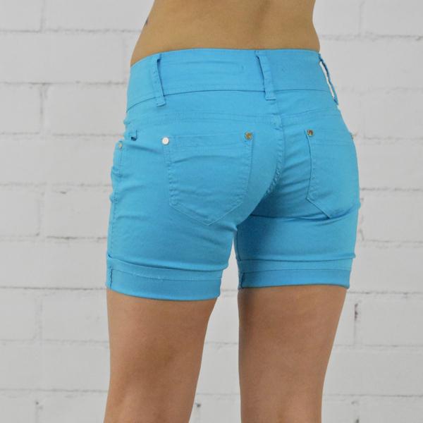 Damen SeXy Shorts kurze Hose Jeans Damenhose Hüft Stretch Pants Bund ... 2323fb22f5